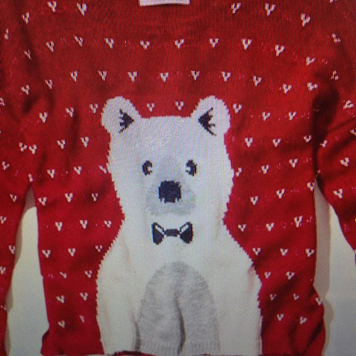 Christmas sweaters are great to get you in the Christmas Spirit.