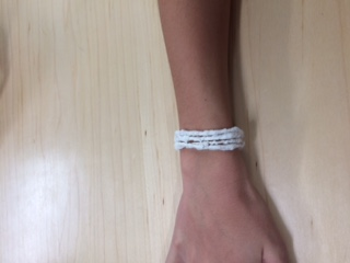 BLOG: How to Make a Cotton Bracelette