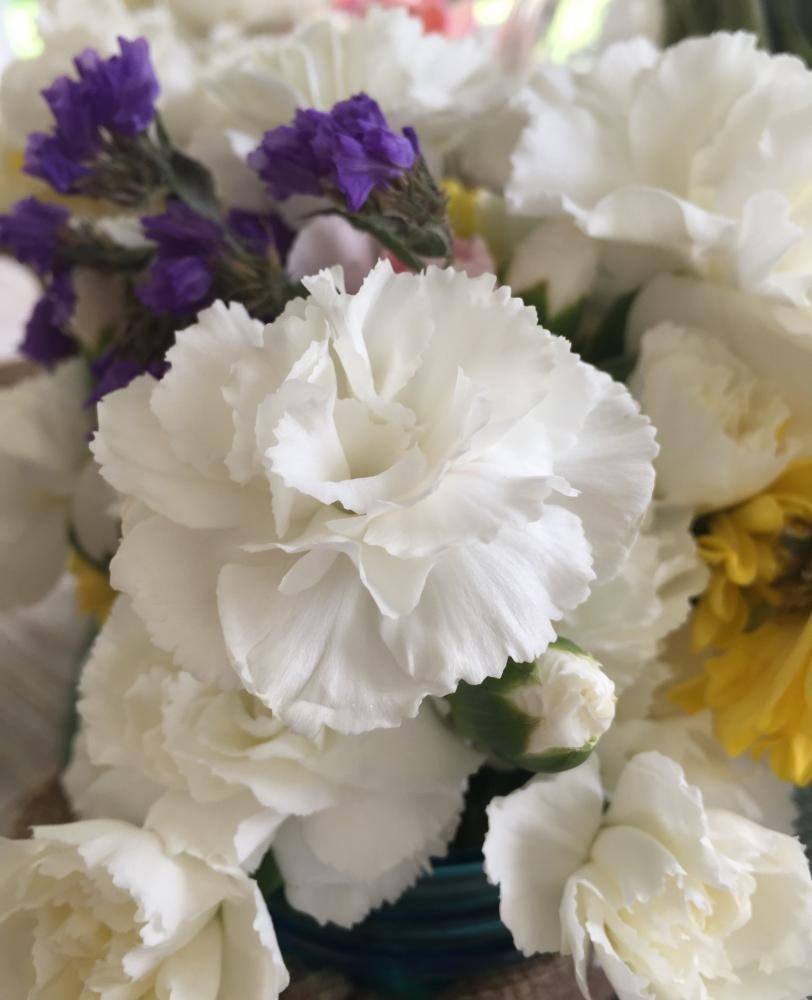 More beautiful springtime bouquets that are perfect for someone to use.