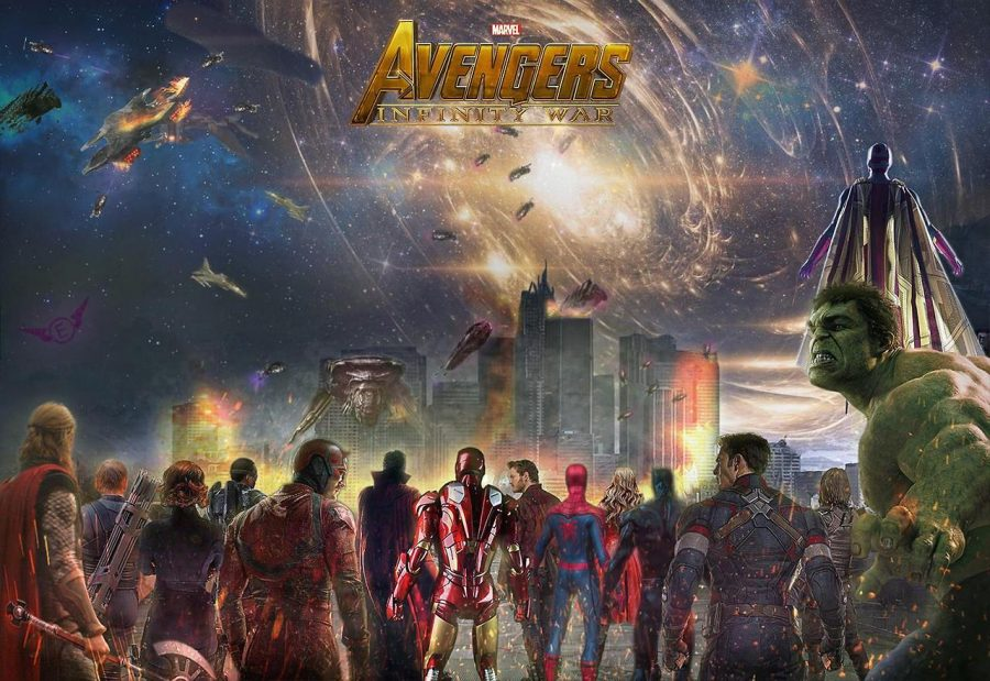 Avengers Infinity Wars Made by Junaidrao via Tublr