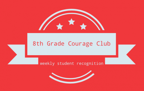 8th Grade Courage Club- Oct. 5