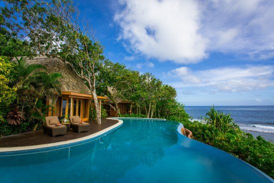 A Dream Vacation to Fiji!