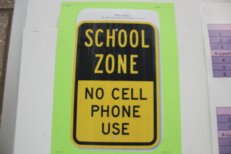 Cell phone policy